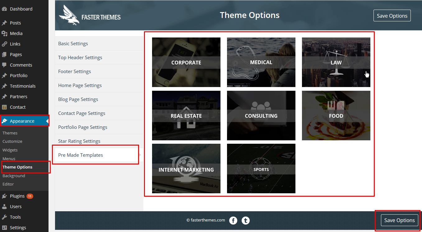 themeoptions